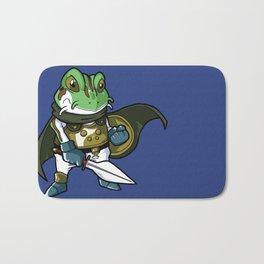 It ain't easy being a green hero Bath Mat