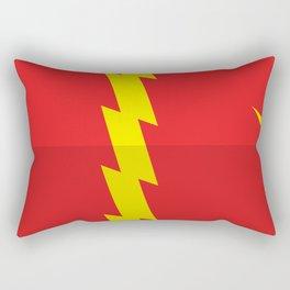 "Belts of Justice: Scientist Series ""The Speedster"" Rectangular Pillow"
