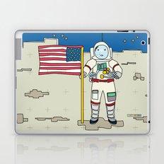 Moon Astronaut 1969 Laptop & iPad Skin