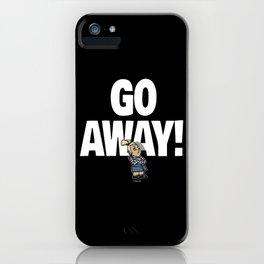 No! no.2 iPhone Case
