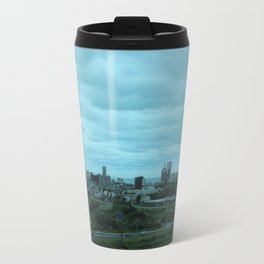 Cloudy day in the City Travel Mug