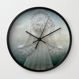 Gothic Romanticism Wall Clock