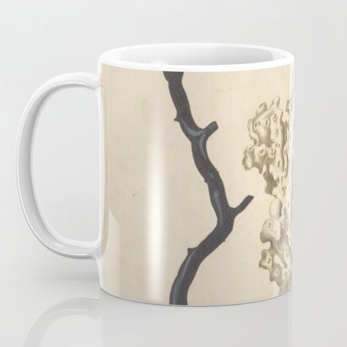Naturalist Coral Coffee Mug