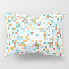 handmade coloured squares Pillow Sham