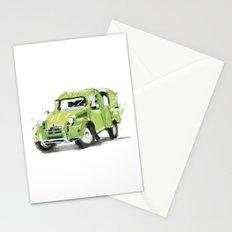 2cv Van Stationery Cards