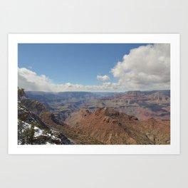 Grand Canyon National Park Arizona Art Print