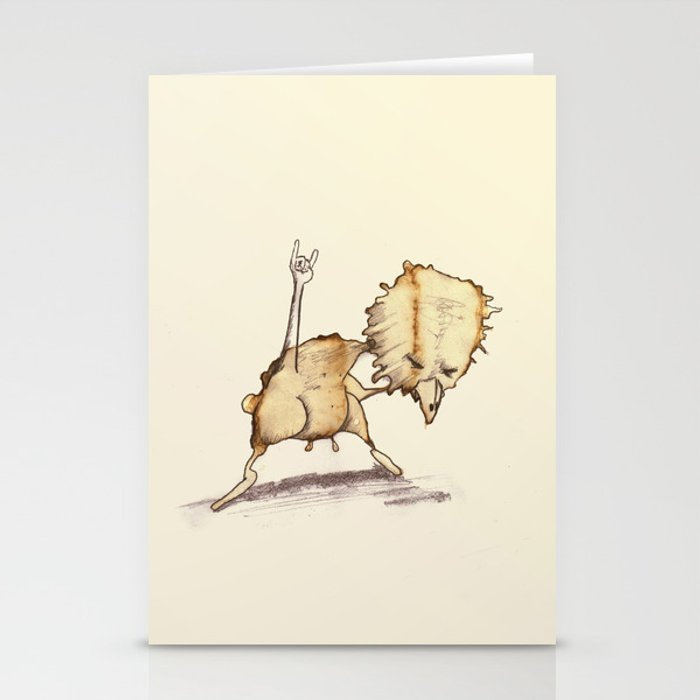 #coffeemonsters 503 Stationery Cards