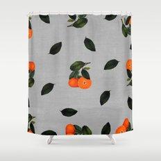 oranges Shower Curtain