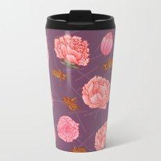 Carnations & Crickets Travel Mug