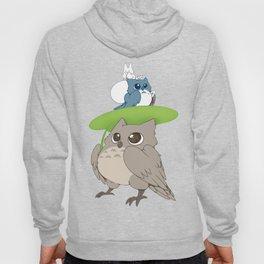 Owl Totoro Hoody