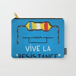 Vive la Resistance Carry-All Pouch