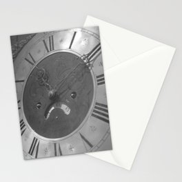 ten past eleven Stationery Cards
