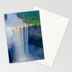Waterfall II|II Stationery Cards