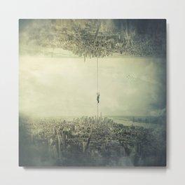 parallel reality Metal Print