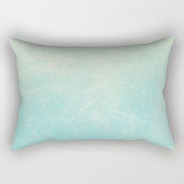 Spearmint Ombre Rectangular Pillow