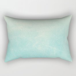 Spearmint Ombre Rectangular Pillow