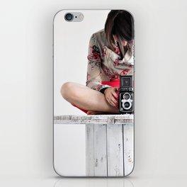 Yashica iPhone Skin