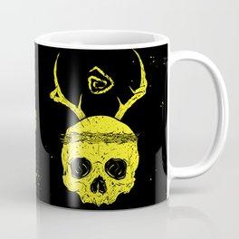 The Yellow King Coffee Mug