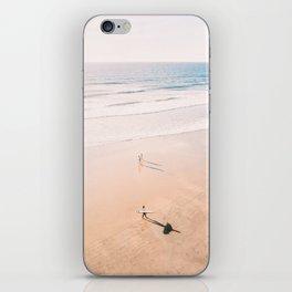 Surf Stroll iPhone Skin