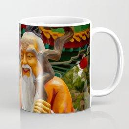 Yue Lao Statue Coffee Mug