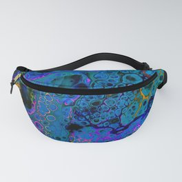 Under the Neon Sea Fanny Pack