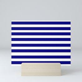Marinière mariniere Mini Art Print