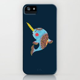 The Narwhal iPhone Case