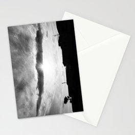 Threatening Sky Stationery Cards