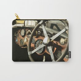 1930 Blower Vintage Car Carry-All Pouch