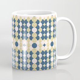 Chic geometric Coffee Mug