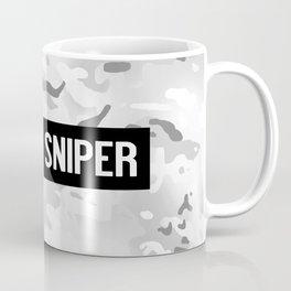 Canadian Military: Sniper (Arctic) Coffee Mug