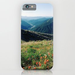 Gifford Pinchot National Forest iPhone Case