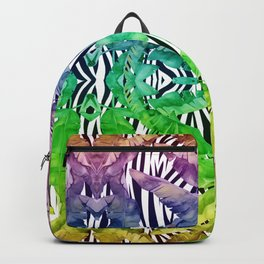 Exotic palms Backpack