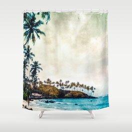 Lanka Shower Curtain