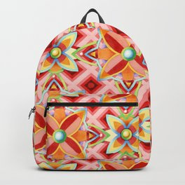 Suzani Compass Rose Backpack