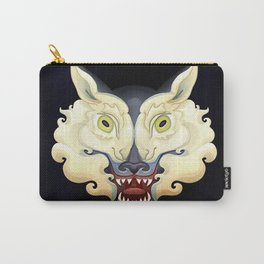 Wolf Lamb Carry-All Pouch