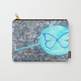 Transformation Abstract Art By Saribelle Rodriguez Carry-All Pouch