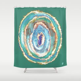 Numinosity ~ Spirit Bursts Forth Shower Curtain
