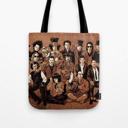Depp Perception Tote Bag