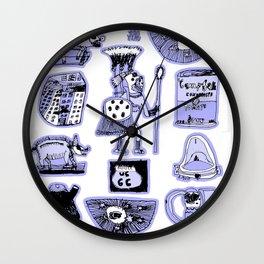 Inca Wall Clock