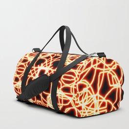 Flaming Chaos 2 Duffle Bag