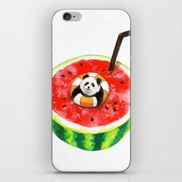 How Pandas Keep it Cool iPhone Skin