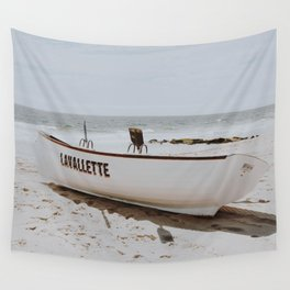 Boat Life II / Lavallette, New Jersey Wall Tapestry