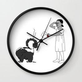 Danger Kids: Aromatherapy Wall Clock