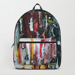 The Value of Human Life Backpack