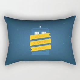 Stories Rectangular Pillow