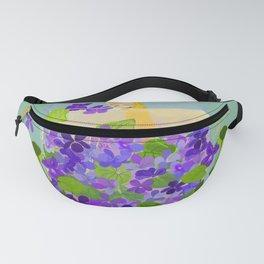 Wild Violets Oxymel Fanny Pack