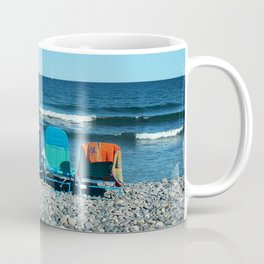 Rye Beach Coffee Mug