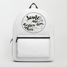 The Fault in our Stars: Infinities Backpack