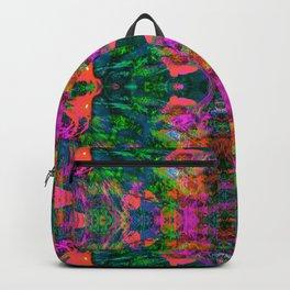 Nausea 1969 III (Ultraviolet) Backpack